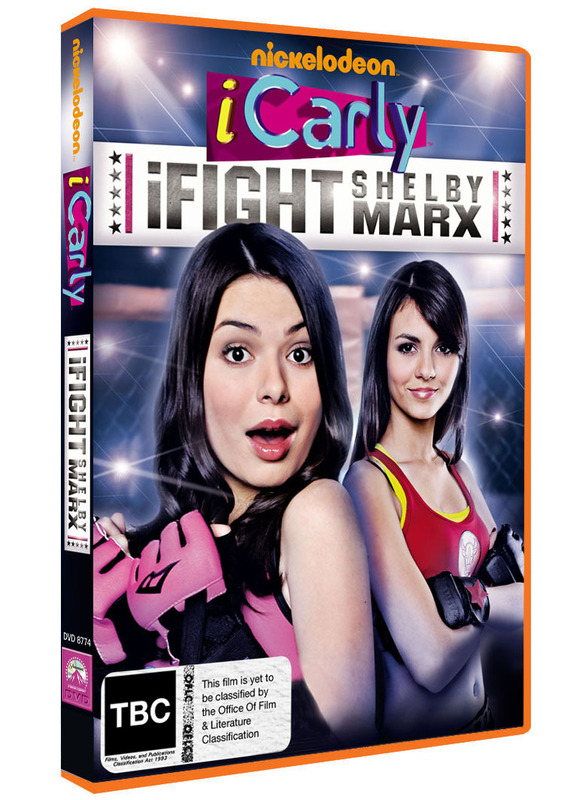 iCarly: iGo To Japan | DVD | In-Stock - Buy Now | at Mighty