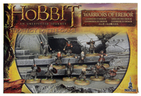 The Hobbit An Unexpected Journey - Warriors of Erebor Model Kit