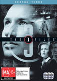 The X-Files - Season 3 (6 Disc Set) DVD