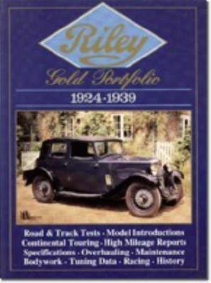 Riley Gold Portfolio 1924-1939