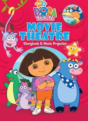Dora's Movie Theatre by Nickelodeon