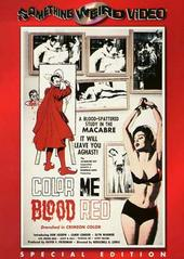 Colour Me Blood Red on DVD