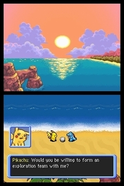 Pokemon Mystery Dungeon: Explorers of Time for DS image