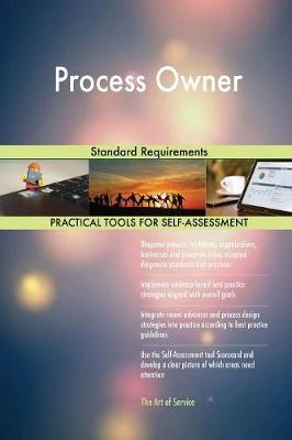 Process Owner Standard Requirements by Gerardus Blokdyk image