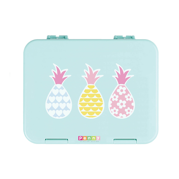 Pineapple Bunting Bento Box