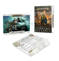 Warhammer Age of Sigmar Warscroll Cards: Stormcast Eternals
