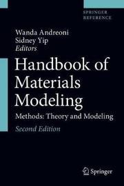 Handbook of Materials Modeling