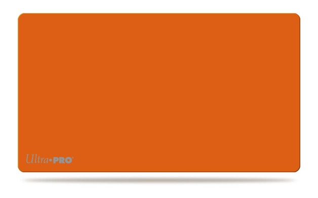 Ultra Pro: Play Mat - Artists Gallery (Orange)
