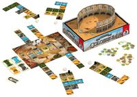 The Architects of the Colosseum - Board Game
