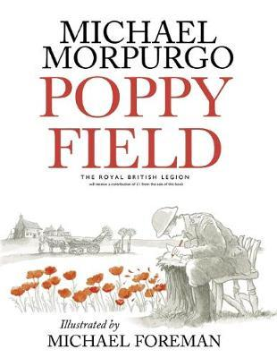 Poppy Field by Michael Morpurgo image