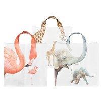 Shopping Bag - Zoo Animal