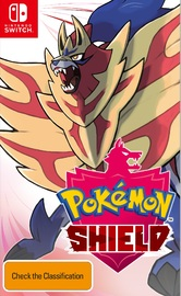 Pokemon Shield for Switch