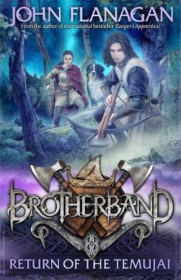 Brotherband 8 by John Flanagan