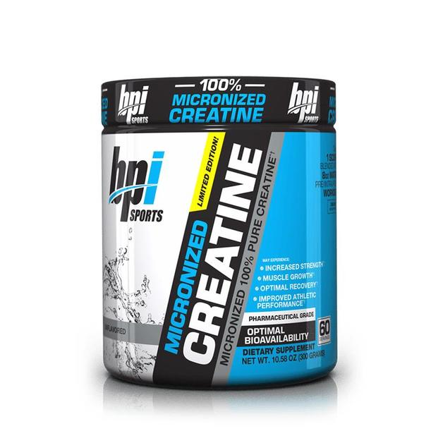 BPI: Micronized Creatine (60 Serve)