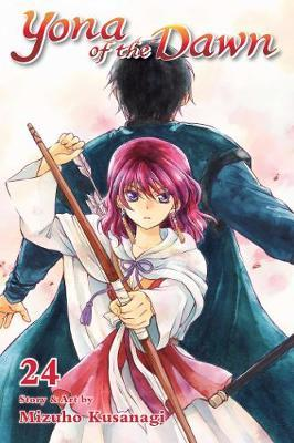 Yona of the Dawn, Vol. 24 by Mizuho Kusanagi