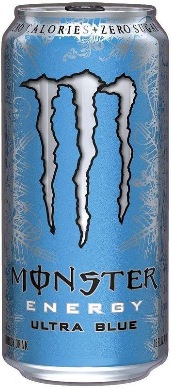 Monster Energy Ultra Blue 500ml (12 Pack)