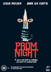 Prom Night 1 on DVD