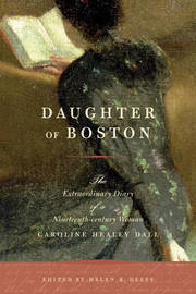 Daughter of Boston by Helen Deese image