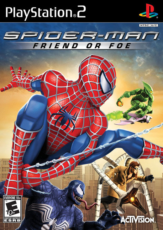 Spider-Man: Friend or Foe for PlayStation 2