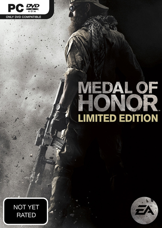 Medal of Honor Limited Edition for PC Games