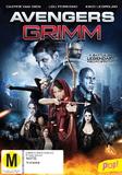 Avengers Grimm DVD