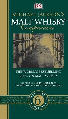 Malt Whisky Companion by Michael Jackson image