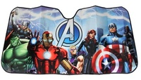 Marvel: Avengers Accordion Sunshade