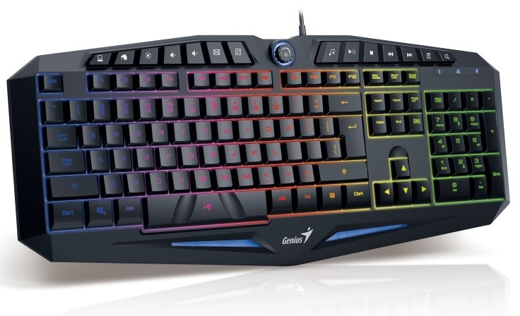 Genius GX Scorpion K9 Gaming Keyboard for  image