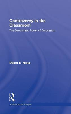 Controversy in the Classroom by Diana E Hess image