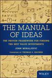 The Manual of Ideas by John Mihaljevic