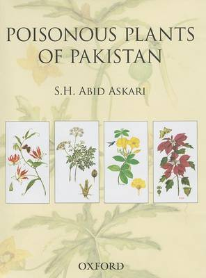 Poisonous Plants of Pakistan by S.H. Abid Askari image