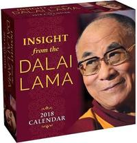 Insight from the Dalai Lama 2018 Day-to-Day Calendar by Andrews McMeel Publishing