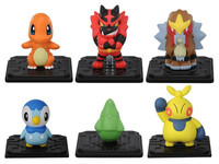 Pokemon: Moncolle GET Vol.9 - Mini-Figure (Blind Box)