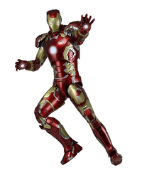 Avengers 2 - Iron Man Mark 43 1:4 Scale Figure