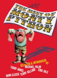 """The Very Best of """"Monty Python"""": The Essential Gags, Sketches and Songs, Individually Selected and Introduced by the Python Team by John Cleese"""