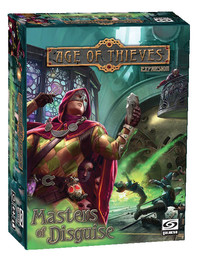 Age of Thieves: Masters of Disguise - Game Expansion