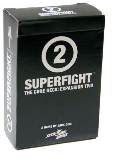 Superfight!: The Core Deck - Expansion 2