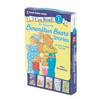 My Favorite Berenstain Bears Stories by Stan Berenstain image