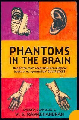 Phantoms in the Brain by V.S. Ramachandran image
