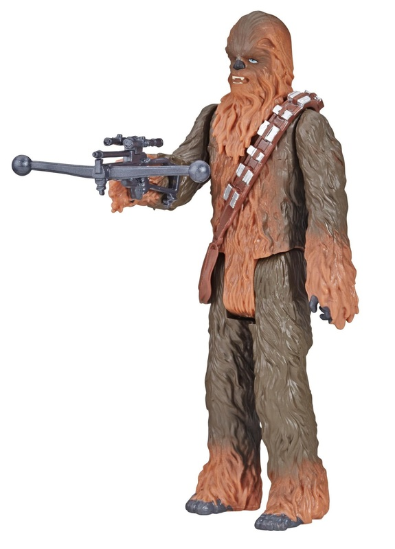 Star Wars: Mini Comic & Figure Set - Chewbacca
