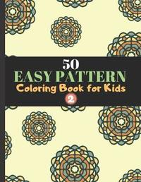 Pattern Coloring Book For Kids by Colorful O Lives