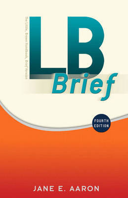 LB Brief by Jane E Aaron image