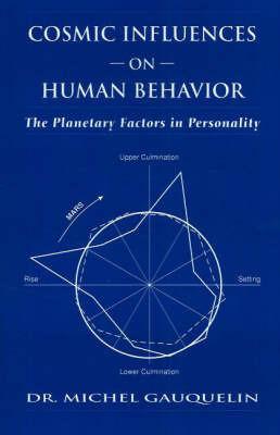 Cosmic Influences on Human Behaviour by Michel Gauquelin image