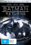 Batman Returns - Special Edition DVD