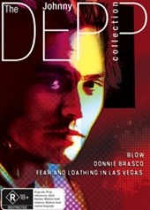 Johnny Depp Collection, The (3 Disc Box Set) on DVD
