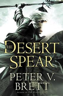 The Desert Spear (Demon Trilogy #2) by Peter V Brett image