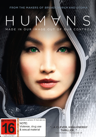 Humans on DVD