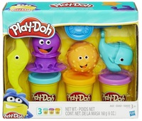 Play-Doh: Ocean Tools Set