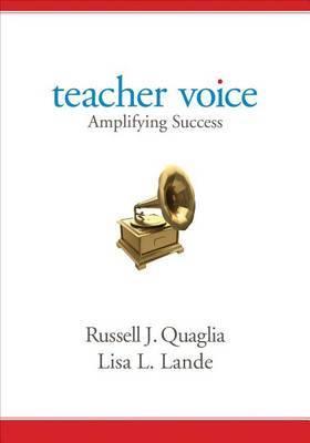 Teacher Voice by Russell J Quaglia image