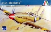 Italeri: 1/72 P-51 Mustang I RB - Model Kit